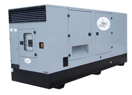 Signature Series 347/600V 3PH Diesel Generator Family